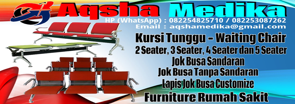Pabrik dan Distributor Kursi Tunggu | Search Manufacturer for Waiting Chair in Indonesia