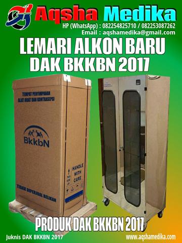 Brosur Lemari Alokon DAK BKKBN 2017 Plus Kardus