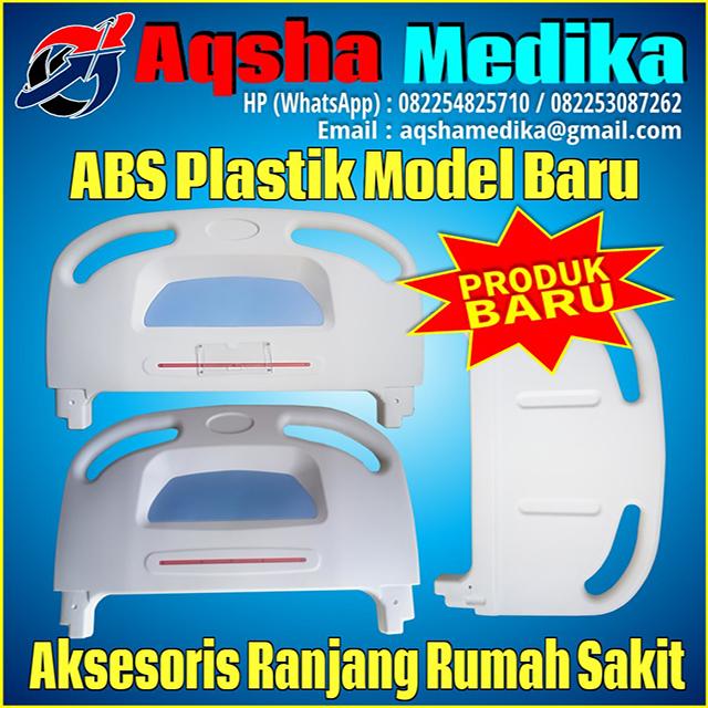 ABS Plastik Model Baru - Aksesoris Ranjang Rumah Sakit