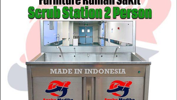 Scrub Station Ruang Operasi Rumah Sakit