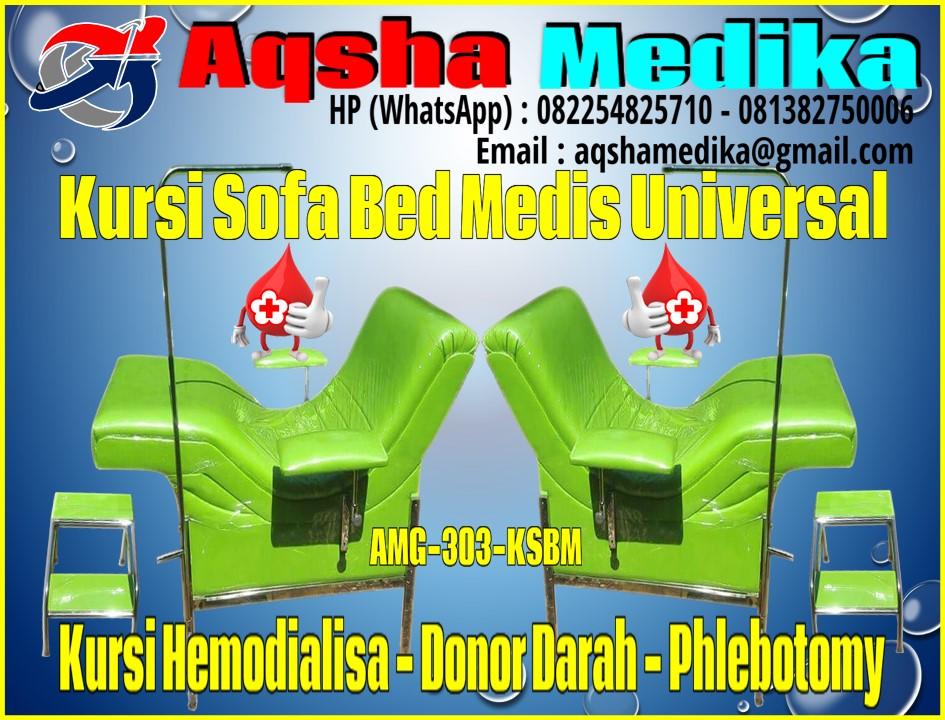 KURSI SOFA BED MEDIS UNIVERSAL